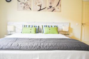 Palapa Beach Resort Bedroom